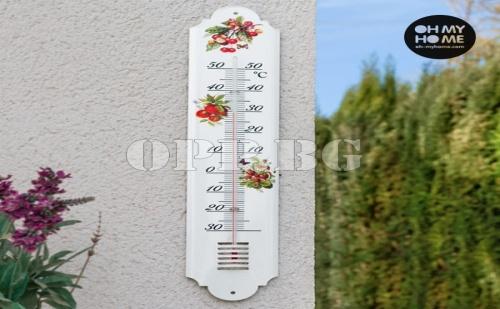 Градински Термометър Oh My Home