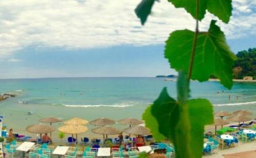 Почивка в Blue Sea Beach Boutique Hotel, о. Тасос, на цена от 27.70 лв.