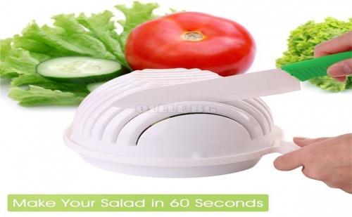 Купа за Бързо Рязане на Салата Salad Cutter Bowl