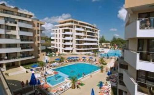 Семейна почивка 2017 до плажа в Царево, Ultra All Inclusive след 27.08 в Хотел Хермес