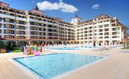 Лято 2017 в Обзор с чадър на плажа, 5 дни All inclusive в Топ хотел след 28.08, Сънрайз Ол Суит Резорт