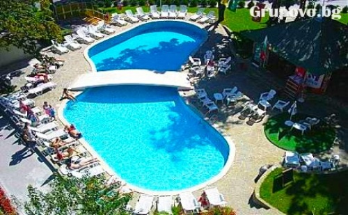 През Септември All Inclusive + Басейн на Топ Цени в Хотел Диана, Златни Пясъци. Дете до 12 г. Безплатно!!!
