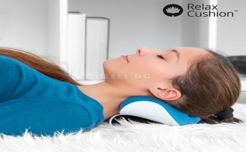 Антистрес Възглавница за Врат Relax Cushion