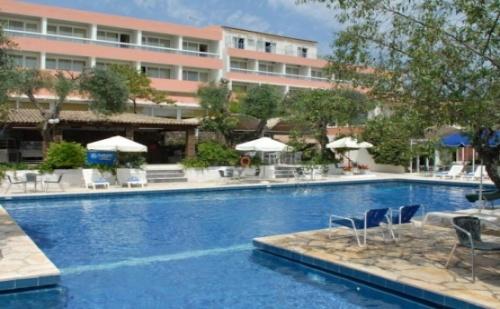 Почивка в Alexandros Hotel - Corfu, о. Корфу, на цена от 52.50 лв.