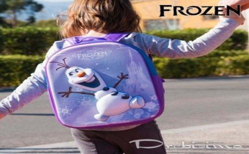 Ученическа Раница Olaf 3D