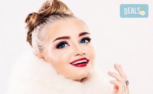 Диамантени Мигли - Хит за 2017! Поставяне на Мигли косъм по Косъм на Супер Цена в Студио Mnj!