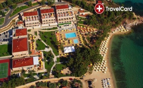 5* Луксозна почивка в Royal Paradise Beach, Тасос