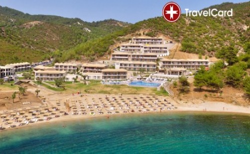 5* Луксозна морска почивка в Thassos Grand Resort, Тасос