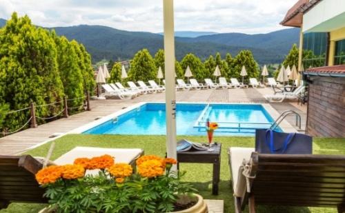 Парк Хотел Олимп****велинград - 3 Нощувки със Закуски и Вечери + Вътрешен Минерален Басейн с Джакузи и Римска Баня на Цени от 177лв. на човек!!!