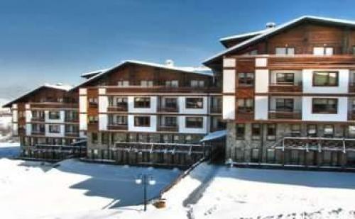 Нова Година 2018 в Планински Хотел, 3 Дни за Двама с Новогодишна Вечеря в Грийн Лайф Ски и Спа Ризорт, Банско