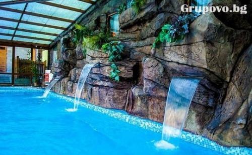 СПА център и басейн с МИНЕРАЛНА вода в хотел Елбрус***, Велинград. Нощувка със закуска и вечеря на цени от 48 лв.