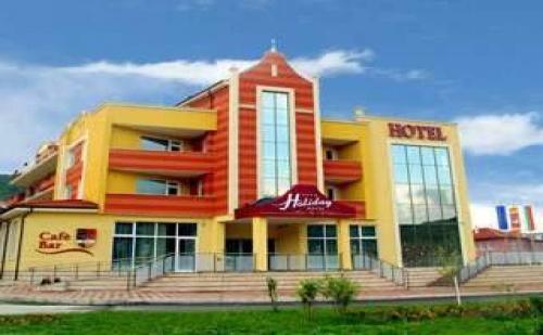 Спа Уикенд на Супер Цени в Спа Хотел Холидей, Велинград, 2 Дни със Закуски и Вечери