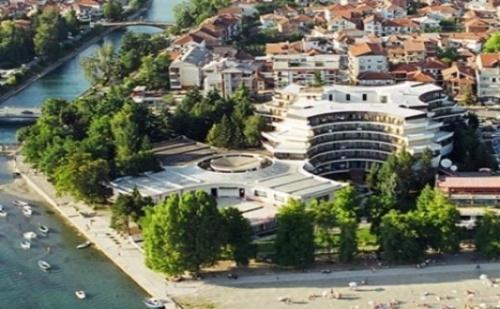 Нова Година в Охрид, Хотел Drim: 2, 3 или 4 Нощувки на База Закуска и Вечеря + Гала Вечеря в Хотел на Брега на Охридското Езеро на Цени от 301 лв