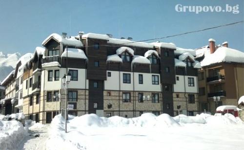8-ми Декември в Банско! 2 или 3 нощувки + празнична вечеря от Gondola Apartments & Suites