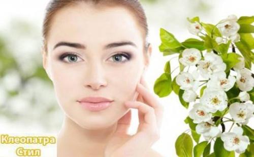 Безиглена Мезотерапия на лице с Хиалуронова киселина + Ензимен пилинг от салон за красота Клеопатра Стил