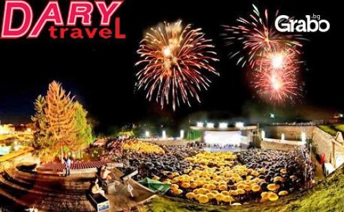 Нова Година в Сърбия! Екскурзия до Ниш с 3 Нощувки със Закуски в Хотел Rile Men 3*, Плюс Транспорт