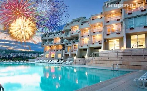 Нова Година в Сандански. 2 или 3 Нощувки за Двама със Закуски + Празнична Вечеря и Шоу Програма в Хотел Панорама