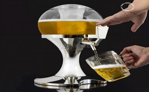 Балон за Бира | Диспенсър и Охладител за Напитки