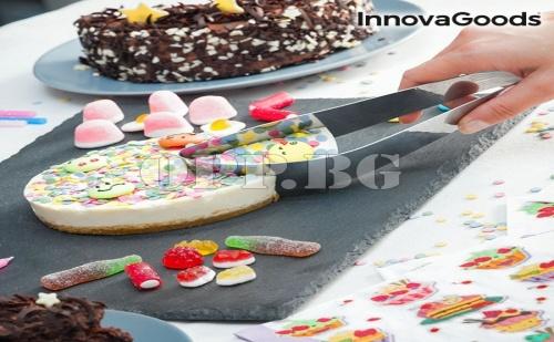 Уред за Рязане и Сервиране на Торти Inovagoods