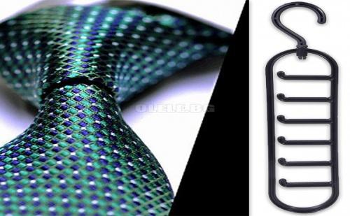 Вертикална Закачалка за Колани и Вратовръзки