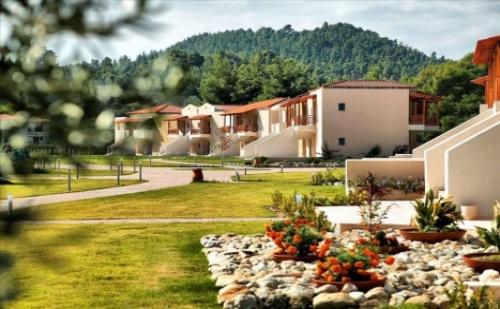 Ранни Резервации за Лято 2018 в Гърция, Халкидики, Касандра: Пакети 3, 5 или 7 Нощувки на База Закуска и Вечеря в Хотел Kassandra Palace 5* за Цени от 176 лв.на човек
