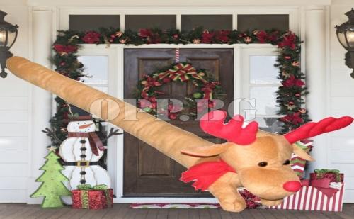 Коледен Стопер за Врата
