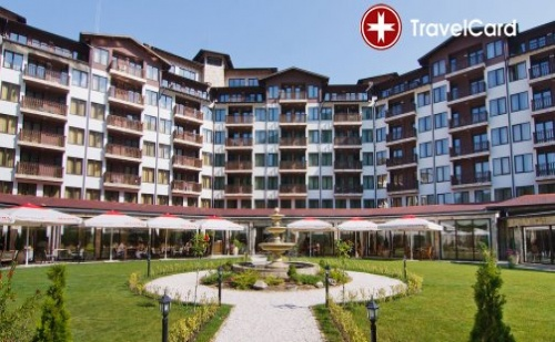5* Семейна СПА почивка в хотел Свети Спас, гр. Велинград