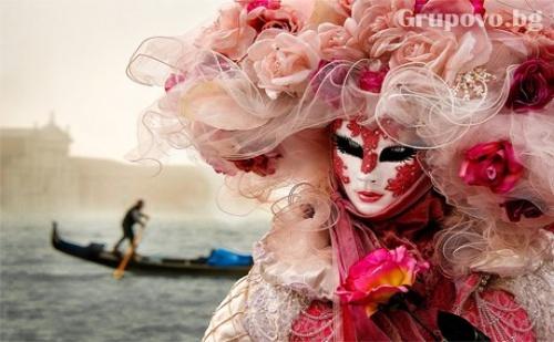 Екскурзия за Карнавала Полетът на Ангела във Венеция! Транспорт + 3 Нощувки със Закуски от Еко Тур Къмпани