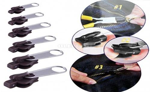 Лесно и Бързо Поправяте Всеки Повреден Цип с Fix A Zipper