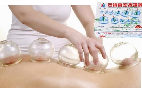 Комплект 12 вендузи за вакуумна терапия