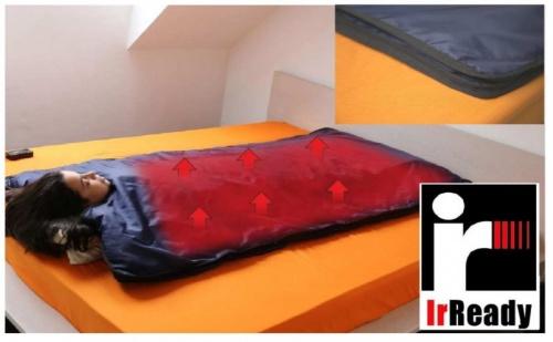 Инфрачервена сауна