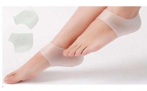 Силиконови чорапи за проблемни пети