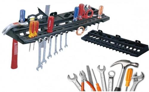 Органайзер за инструменти за стена