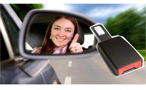 Удължител за предпазен колан в колата