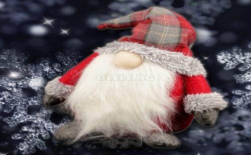 Пухкаво Коледно Джудже