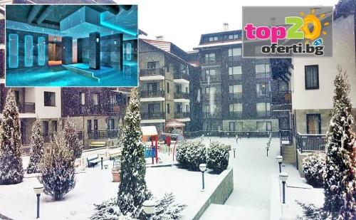Ски Зима Край Банско! 1, 3, 5 или 7 Нощувки със Закуски и Вечери + Закрит Басейн + Нов Спа Център в Хотел Балканско Бижу от 59 лв. на човек!