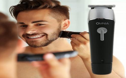 Комплект за Бръснене, Подстригване и Оформяне 5 в 1 Omnia