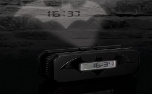 Прожектиращ Будилник batman