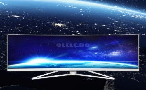 Монитор Phillips Brilliance UltraWide извит LCD дисплей