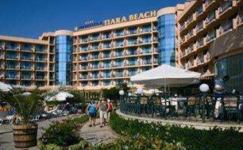 Почивка Лято 2018 в Топ Хотел до Плажа, 5 Дни All Inclusive до 05.07 в Тиара Бийч, Слънчев Бряг