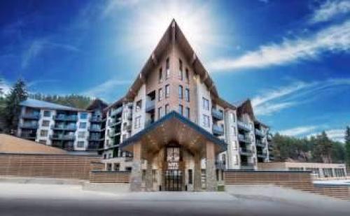 Релаксираща Почивка в Луксозен Топ Хотел, Полупансион за Двама в Арте Спа и Парк Хотел, Велинград