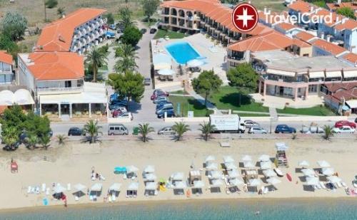 Ранни Записвания в Хотел Toroni Blue Sea, Гърция