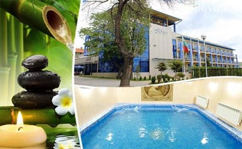 Хотел Астрея, <em>Хисаря</em>: 5 Нощувки на База Inclusive + 5 Пречистващи Спа Процедури, Горещ Минерален Басейн и Релакс Зона