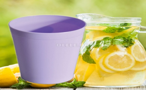 Сет 2 бр Цветни Чаши за Вода или Сок