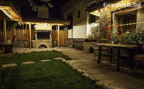 Нощувка за Двама + Ползване на Механа, Кухня и Барбекю само за 35 лв. в Реновираната Къща Ставрови, <em>Сапарева Баня</em>.