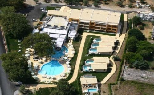 Ранни Резервации за Лято 2018 в Гърция, Олимпийска Ривиера: 3, 5 или 7 Нощувки на База Закуска и Вечеря в Хотел Litohoro Olympus Resort Villas & Spa 4*(+) на Цени от 232 лв