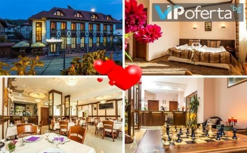 Двудневен Пакет със Закуски и Вечери + Сауна в Хотел Тетевен***