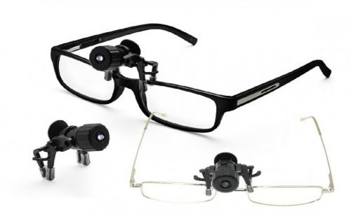 Миниатюрен Led Осветител за Очила