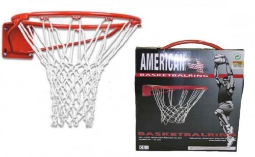 Баскетболен Кош с Мрежа, 45 См Ринг