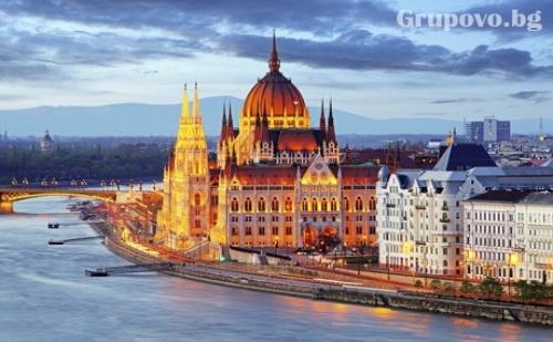 2 - 5 Март в <em>Будапеща</em> за 569 лв.! Двупосочен билет, летищни такси, трансфери + 3 нощувки със закуски в хотел Museum Budapest**** от Аеротур ММ